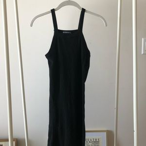 Brandy Melville black mini dress